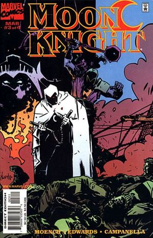Moon Knight Vol 3 3