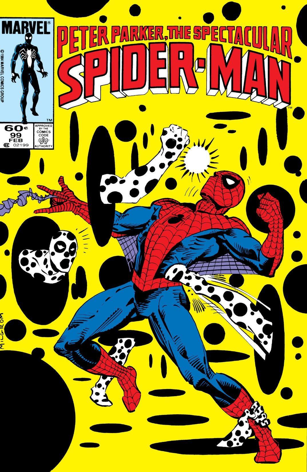 Peter Parker, The Spectacular Spider-Man Vol 1 99
