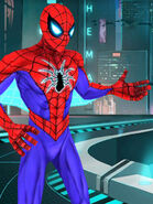 Peter Parker (Earth-TRN461) from Spider-Man Unlimited (video game) 041