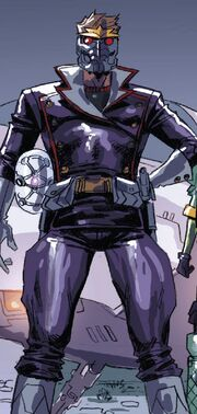 Peter Quill (Earth-94241) from Infinity Gauntlet Vol 2 3 001