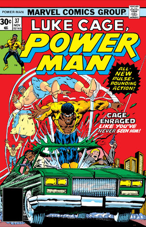 Power Man Vol 1 37
