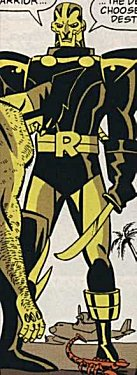 Ra's A-Pocalypse (Earth-97643) from Dark Claw Adventures Vol 1 1 0001
