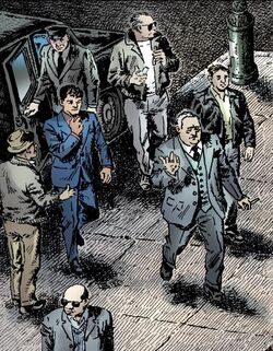 Rosa Crime Family (Earth-200111) from Punisher The Tyger Vol 1 1 001