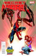Secret Wars Vol 1 1 Midtown Comics Variant