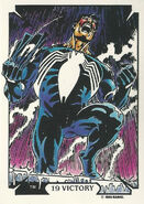 Sergei Kravinoff (Earth-616) from Mike Zeck (Trading Cards) 0002
