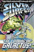 Silver Surfer The Coming of Galactus Vol 1 1