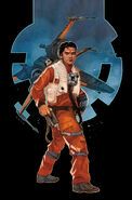 Star Wars Age of Resistance - Poe Dameron Vol 1 1 Textless