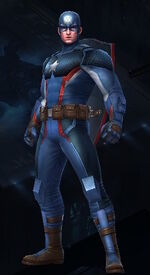 Steven Rogers (Earth-TRN012) from Marvel Future Fight 005