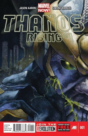 Thanos Rising Vol 1 1