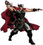 Thor Odinson (Earth-12131) from Marvel Avengers Alliance 009