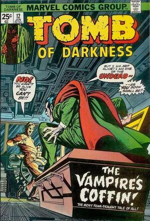 Tomb of Darkness Vol 1 12