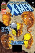 Uncanny X-Men Vol 1 332