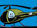 United States Army (Earth-7484) from Astonishing Tales Vol 1 26 0001