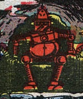 Venusian Leader (Robot) (Earth-616) from Young Men Vol 1 24 0001