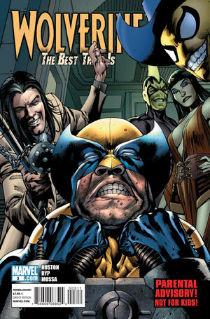 Wolverine The Best There Is Vol 1 3