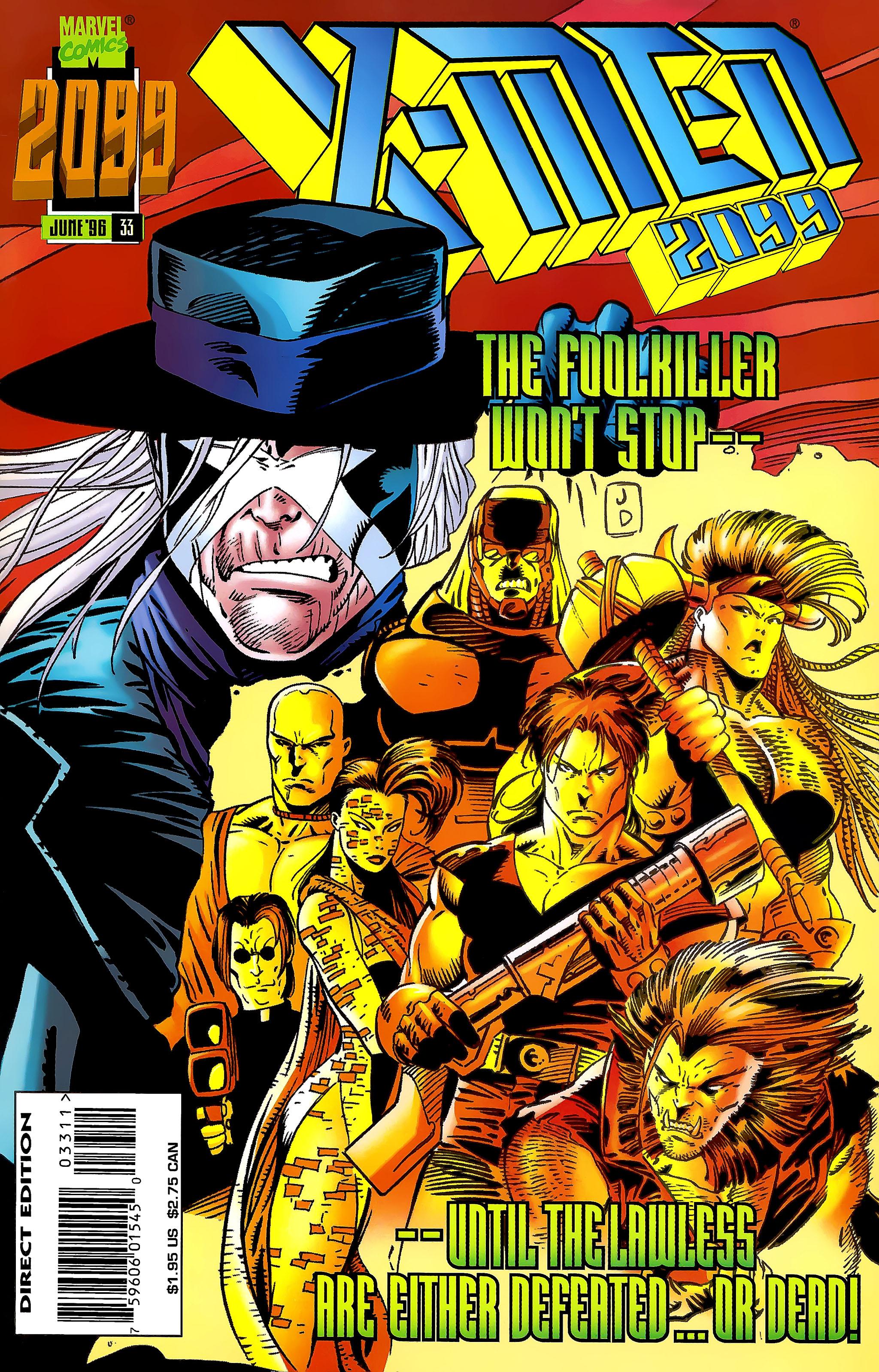 X-Men 2099 Vol 1 33