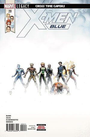 X-Men Blue Vol 1 20