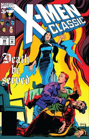 X-Men Classic Vol 1 88