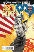 Agent Carter S.H.I.E.L.D. 50th Anniversary Vol 1 1