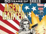 Agent Carter: S.H.I.E.L.D. 50th Anniversary Vol 1 1