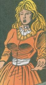 Alicia Masters (Earth-9939) from Death³ Vol 1 2 0001