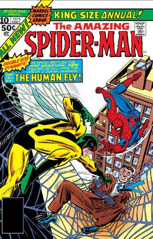 Amazing Spider-Man Annual Vol 1 10