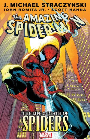 Amazing Spider-Man TPB Vol 1 4 Life & Death of Spiders
