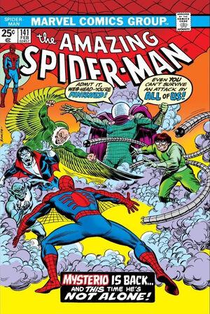 Amazing Spider-Man Vol 1 141