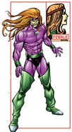 Ba-Bani from Avengers Roll Call Vol 1 1 0001