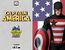 Captain America Vol 9 1 Midtown Comics Exclusive Wraparound Variant D