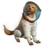 Cosmo (Dog) (Earth-TRN765) from Marvel Ultimate Alliance 3 The Black Order 002