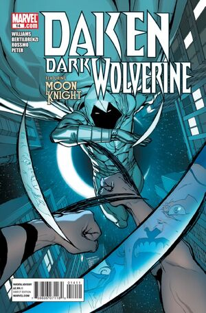 Daken Dark Wolverine Vol 1 14