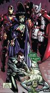 Deviant Skrulls from What If Secret Invasion Vol 1 1 001