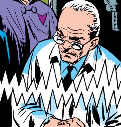 Doctor Van Eyck (Earth-616) from Daredevil Vol 1 9 001