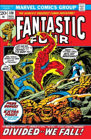 Fantastic Four Vol 1 128