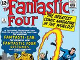 Fantastic Four Vol 1 3