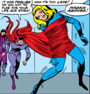 Frightful Four (Earth-616) and Susan Storm (Earth-616) from Fantastic Four Vol 1 41 001