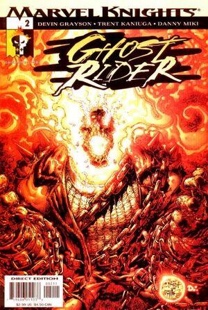 Ghost Rider Vol 4 2