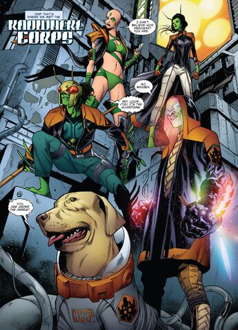 File:Knowhere Corps (Earth-616) from Guardians of the Galaxy Vol 4 5 001.jpg