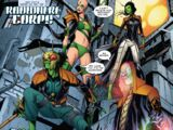 Knowhere Corps (Earth-616)/Gallery