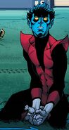 Kurt Wagner (Earth-616) from Nightcrawler Vol 4 4 001