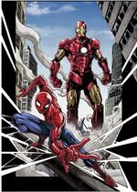 Marvel × Shōnen Jump+ Super Collaboration Vol 1 2 Textless