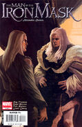 Marvel Illustrated The Man in the Iron Mask Vol 1 3