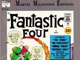 Marvel Milestone Edition: Fantastic Four Vol 1 1