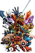 Marvel Team-Up Vol 3 25 Textless