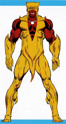 Mongoose (Earth-616) from Official Handbook of the Marvel Universe Master Edition Vol 1 14 0001