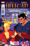 Patsy Walker, A.K.A. Hellcat! Vol 1 9