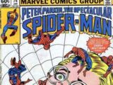 Peter Parker, The Spectacular Spider-Man Vol 1 74