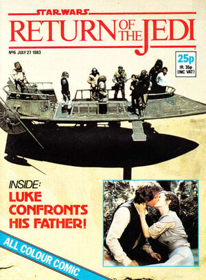 Return of the Jedi Weekly (UK) Vol 1 6