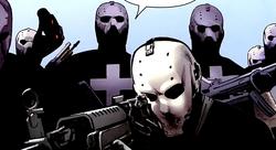 Sapien League (Earth-616) from X-Men Legacy Vol 1 235 001
